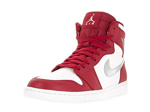 Amazon.com | Nike Jordan Men's Air Jordan 1 Retro High Basketball Shoe | Basketball