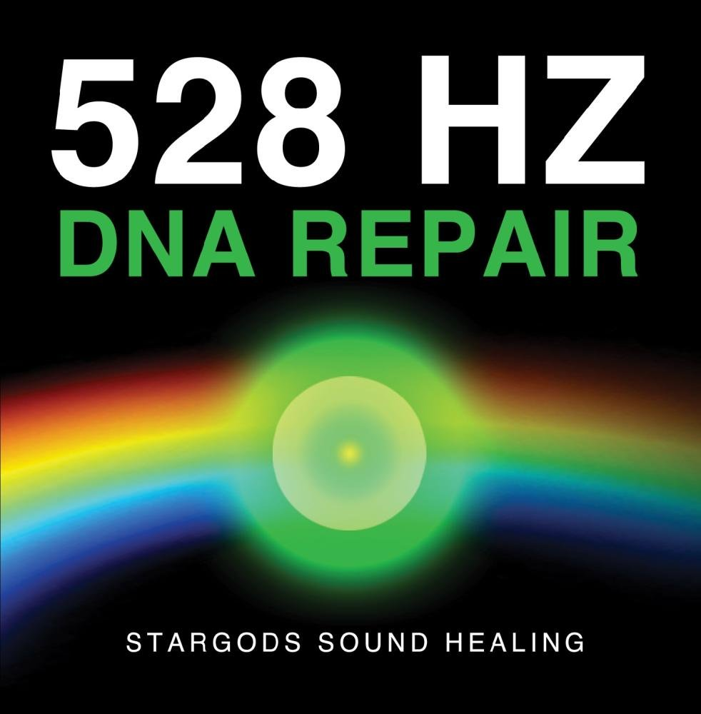 stargods Sound Healing - 528 Hz DNA Repair - Amazon com Music