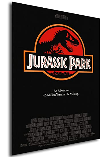 Instabuy Posters Poster - Jurassic Park (1993) - Format ...