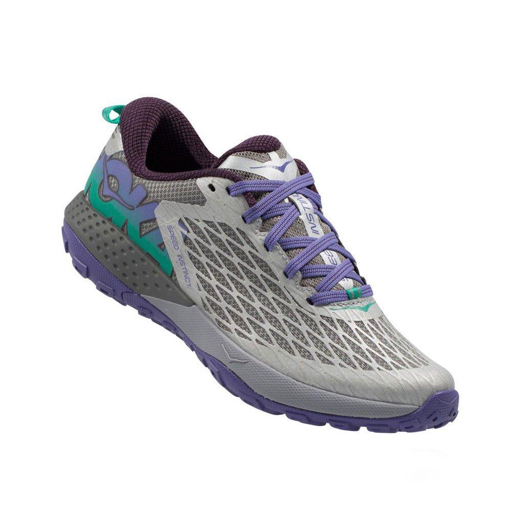 Hoka One One Speed Instinct Trail Running Sneaker Shoe - Womens