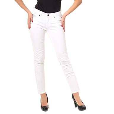 4dee869d335 Zac   Rachel Women s Low Rise Slim Stretch Comfy Jeans All Day Casual Dress  Pants with Classic Zip Front