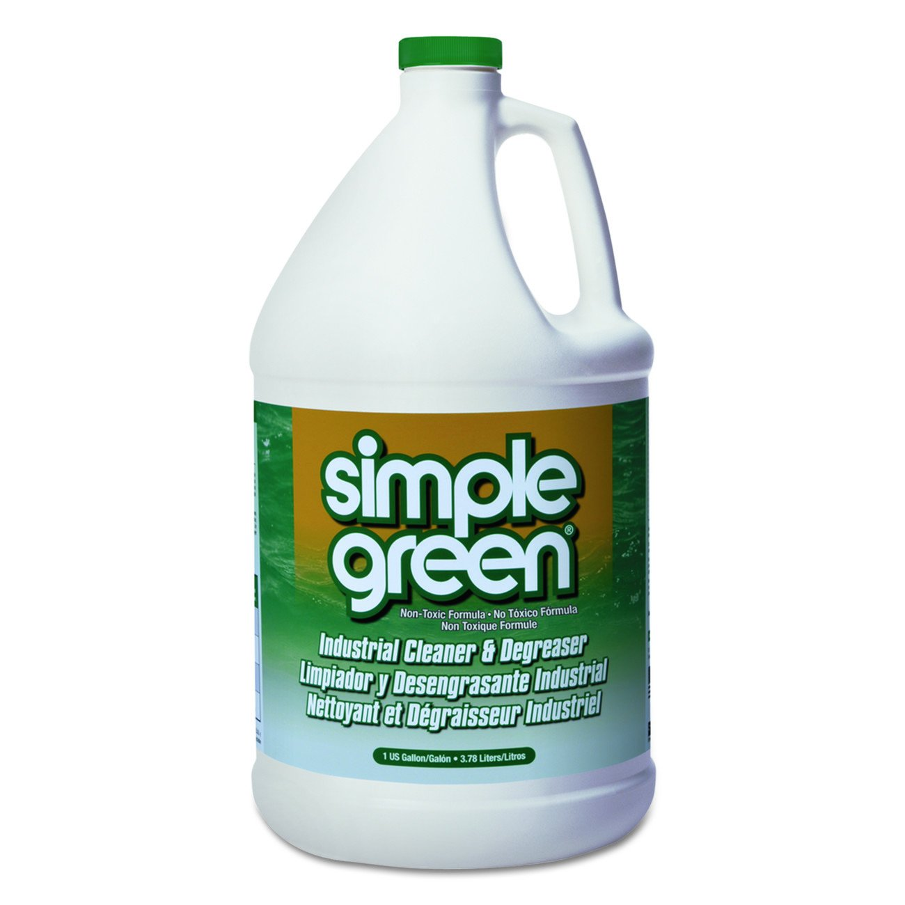 Simple Green Industrial Cleaner and Degreaser