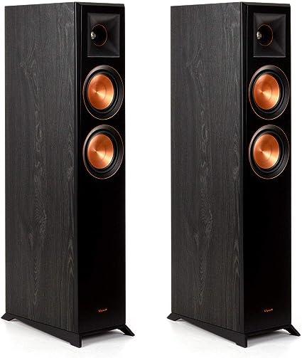 Klipsch RP-280F Floorstanding Speakers Ebony Finish PAIR B Stock