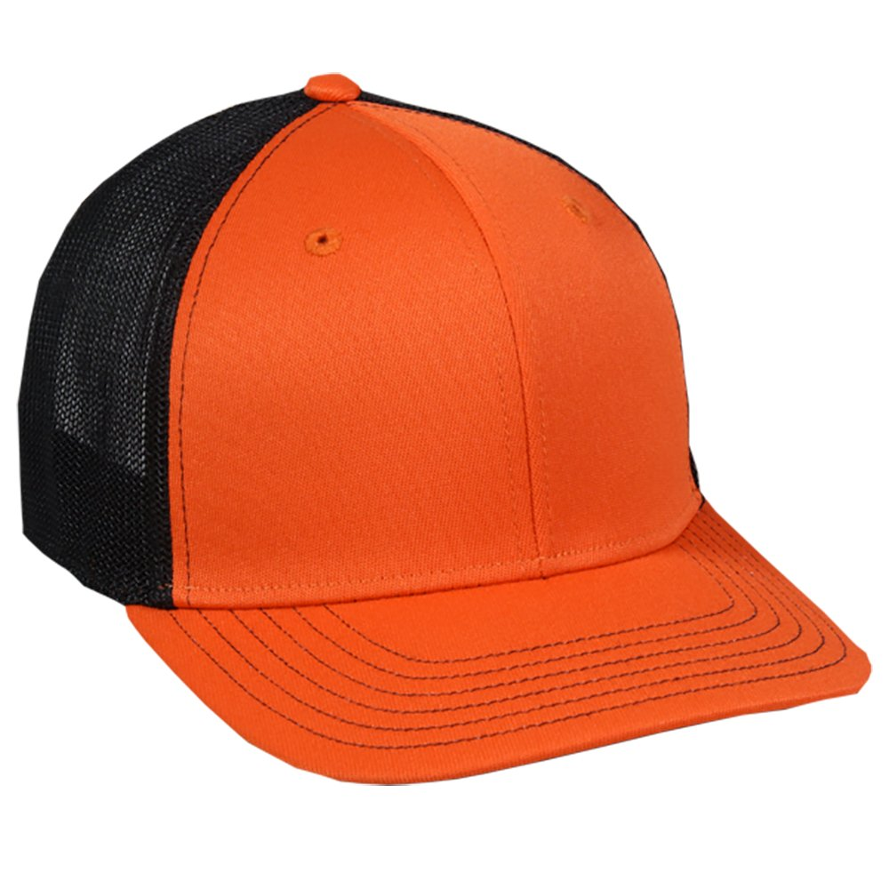 OutDoorCap HAT メンズ B072LF672H Large / X-Large オレンジ/ブラック オレンジ/ブラック Large / X-Large