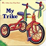 My Trike Super Shape Book, Gina Ingoglia and Golden Books Staff, 0307100650