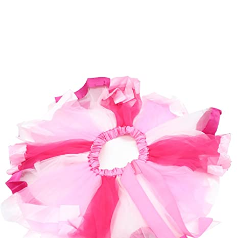 SHABEI Niñas Arco Iris tutú Falda Chicas Faldas Ballet Ropa de ...