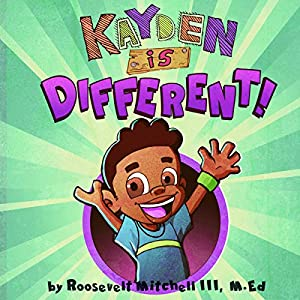Kayden Is Different Audiobook