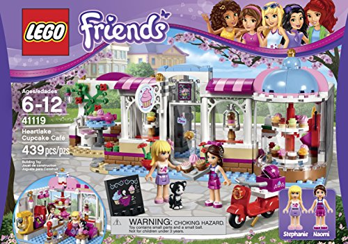 LEGO Friends Heartlake Cupcake Cafà 41119