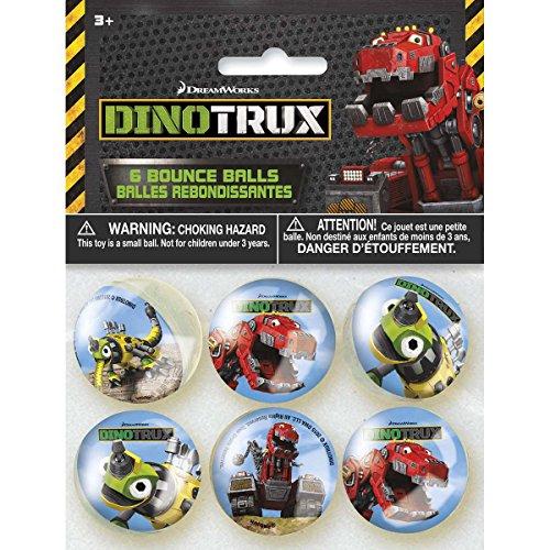 Dinotrux Bounce Balls
