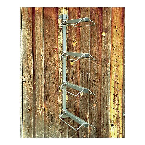 Equi-Racks Wall Mount 4 Saddle Rack by Equi-Racks