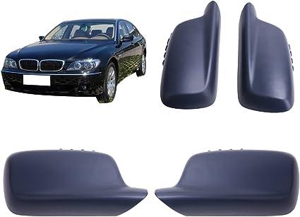 Door Right Side Mirror Cover Cap For BMW E46 E65 E66 323Ci 328Ci 330Ci 745i 750i