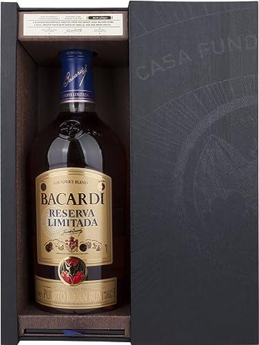 Bacardi Ron Reserva Limitada - 1000 ml