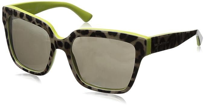 es Gabbana Gafas De Dolceamp; On Yellow57Amazon 4234 Leo Sol Top 6yYb7gf