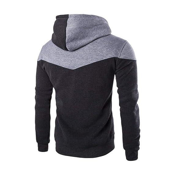 Mistere Autumn Clothes Hoodies Men Sudaderas Hombre Hip Hop Mens Hoodie Decorative Pocket Sweatshirt at Amazon Mens Clothing store: