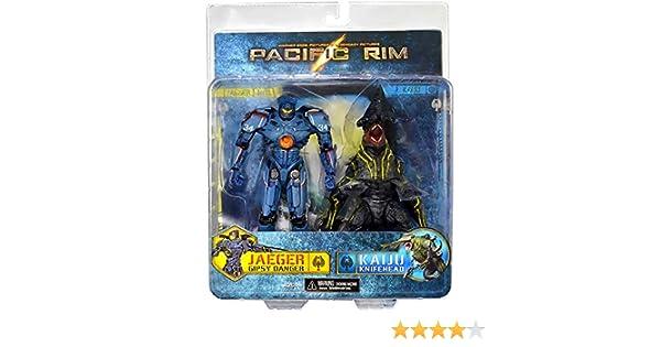 Pacific Rim Pack figuras Gipsy Dancer y Kaiju Knifehead: Amazon.es: Juguetes y juegos