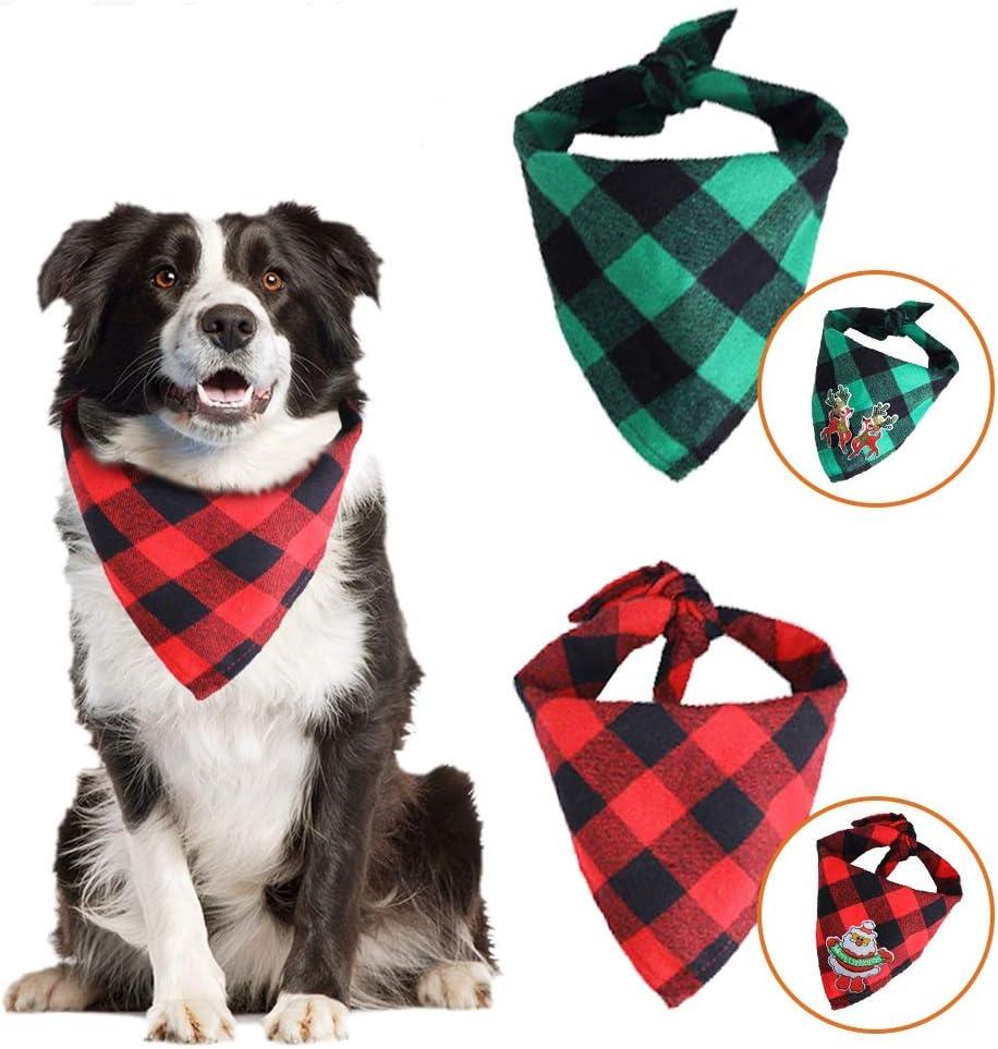 Slip on Bandana Pet Accessories Spring Dog Bandana Jude Cat Bandana Pet Costume Dog Scarf Reversible Over the Collar Dog Bandana