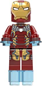 Superhero series Iron Man Children's Puzzle Assembly Man