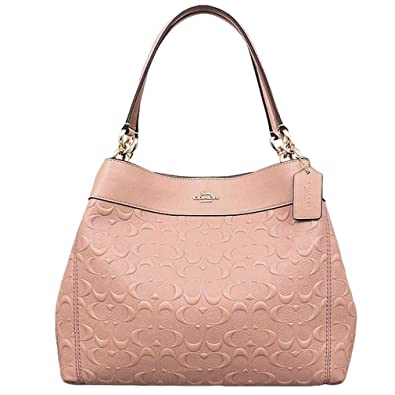 ad91f8067039 Amazon.com  COACH LEXY SHOULDER BAG HANDDBAG IN SIGNATURE LEATHER  Shoes