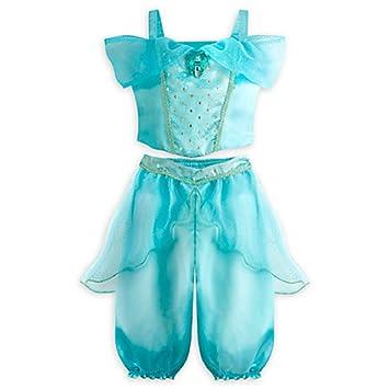 3ab22de02452 Amazon.com  Disney - 2015 Jasmine Costume for Baby - Size 6 - 12 Mos ...