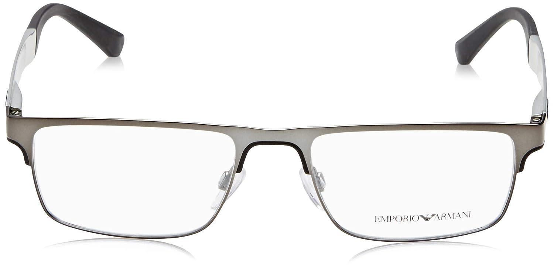 bb7cad12fe Ray-Ban Men's 0EA1075 Optical Frames, (Matte Green), 53: Amazon.co.uk:  Clothing