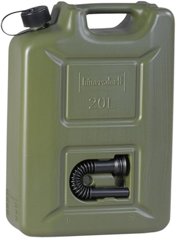 Hünersdorff 802000 Bidón para Carburante