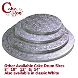 Cake Drums Round 12 Inches