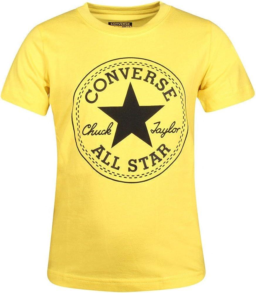 tee shirt converse jaune