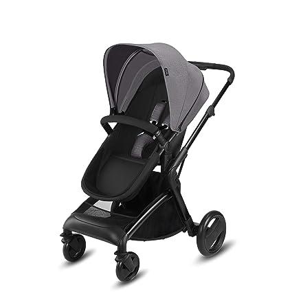 Cbx Bimisi Pure - Cochecito con asiento reversible y capazo plegable para recién nacidos, incluye