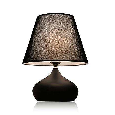 lámpara de escritorio Dormitorio Lámpara de Mesita de Cama ...