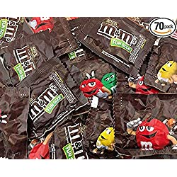M&M's Milk Chocolate Fun Size Candy, Bulk Pack 175-ct (Pack of 5 Pounds)