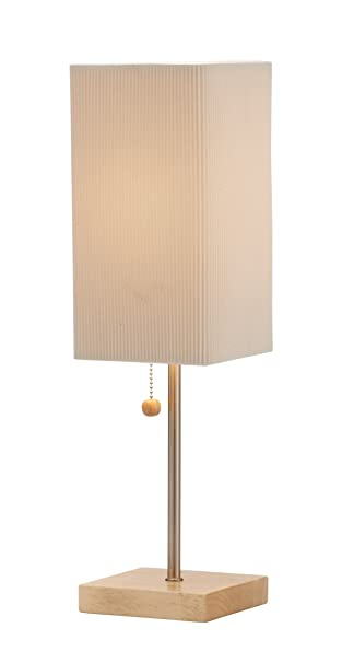 Adesso 3327 12 Angelina 19u0026quot; Table Lamp, Smart Outlet Compatible