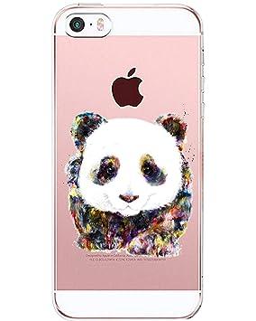 Fantasyqi Fundas Compatible con iPhone 5 / iPhone 5S / iPhone SE
