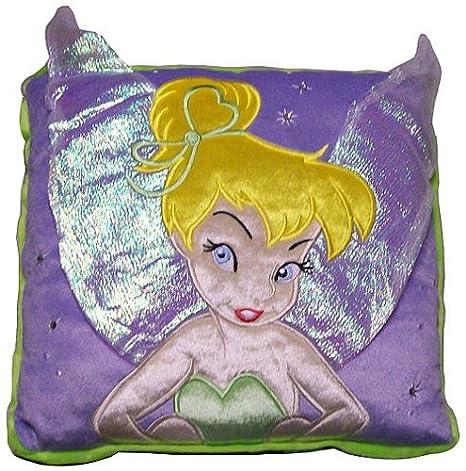 Amazon.com: Hadas de Disney Tinkerbell decorativos Toss ...