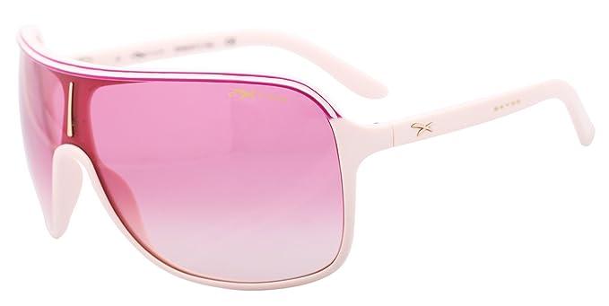 Oxydo - Gafas de sol - para mujer Negro Farbe Gläser Rosa ...