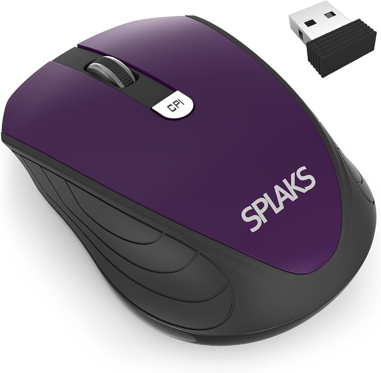 Mouse inalámbrico de 2.4Ghz y 4 botones-31MC