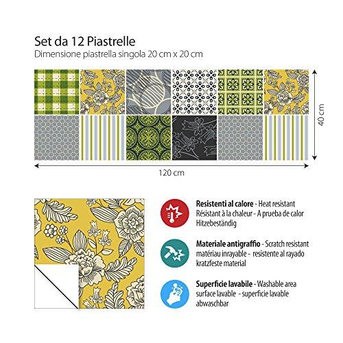 wall art PS00035-P - Scotland - Decorative Tile Stickers ...