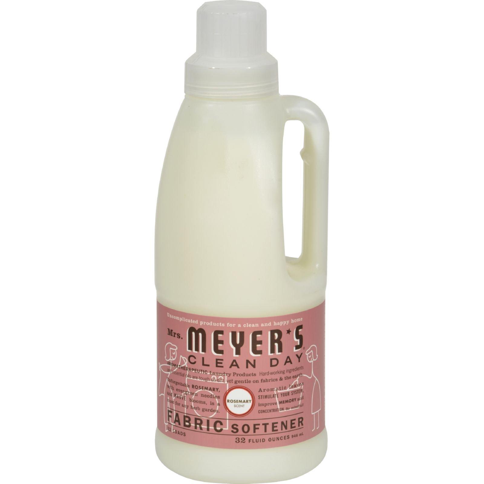 Mrs. Meyer's Fabric Softener - Rosemary - 32 oz