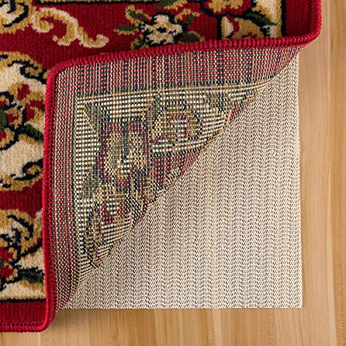 Rug Gripper Pad Non-Slip Area Rug Pad 5X8 for Any Hard Surface Floor Runner Extra Strong Grip