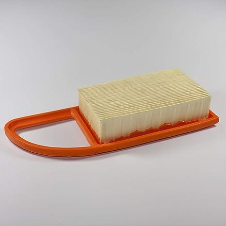 filtro de aire para soplador br550/br600 Stihl - 42821410300 ...