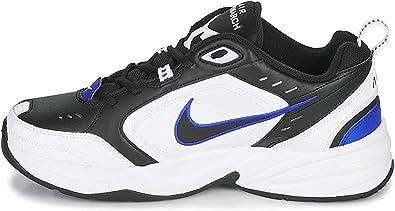 promedio sufrir Elucidación  Amazon.com: Nike Air Monarch Iv Cross - Entrenador para hombre: Shoes