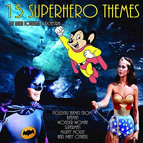 15 Superhero Themes