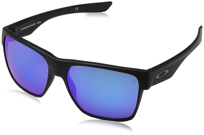 010e21165f902 Oakley Twoface Xl - anteojos de sol polarizadas para hombre (cuadradas,  59,01