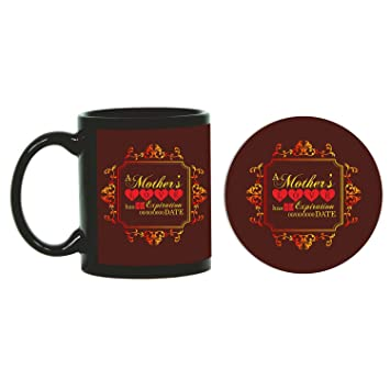 Buy Funky Store Birthday Gifts For Mother Mothers Love Mom Theam Ceramic Mug With Coaster Online At Low Prices In India
