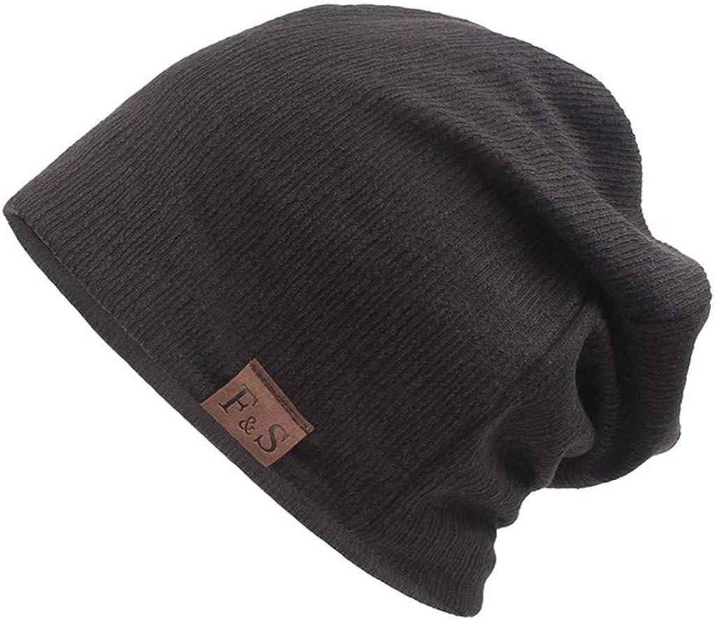 Men Cool Cotton Beanie Slouch Skull Cap Long Baggy Hip-hop Winter Summer Hat Lot