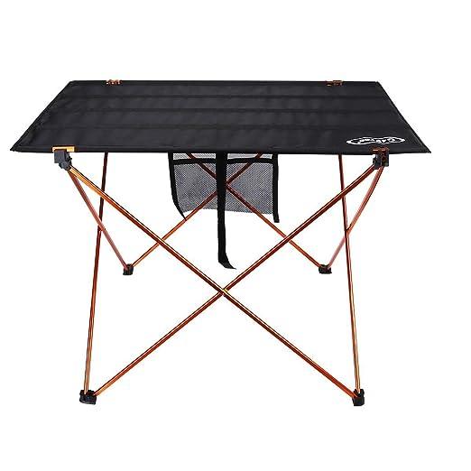G4Free - Mesa de Camping Plegable Ultraligera, portátil, compacta ...