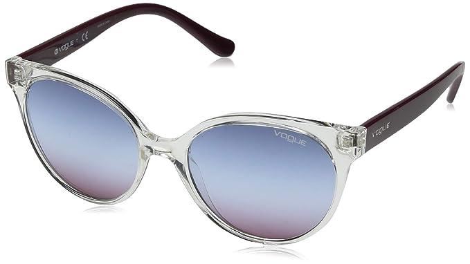 Vogue 0VO5246S, Gafas de sol para Mujer, Transparente ...