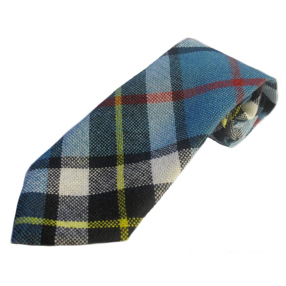 Ingles Buchan Boys Scottish Wool Tartan Ties 2.5 x 36 inches IB-TIES/_BOYS/_MACFARLANE