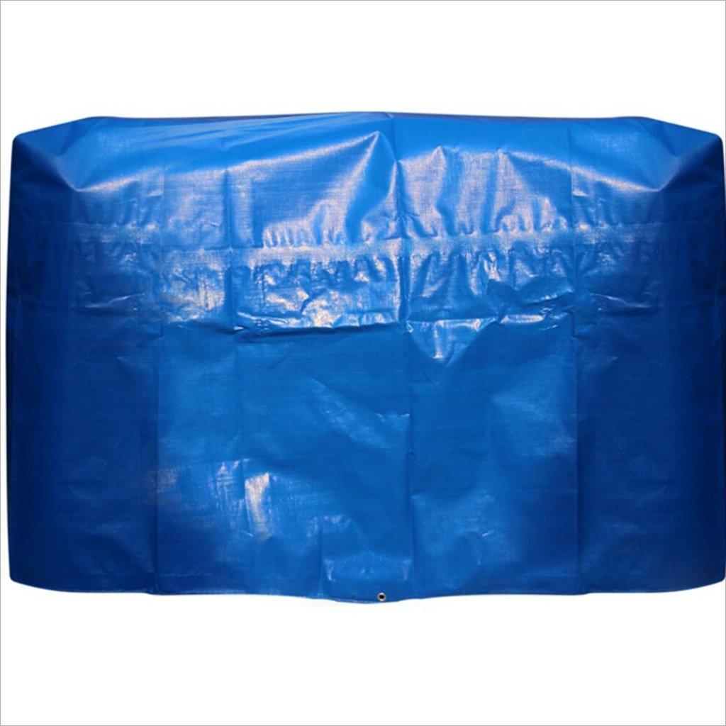 A 3m × 4m CAOYU BÂche, épaisse imperméable à l'eau Tente Tente Tissu logistique Construction de camions à la poussière Coupe-Vent en Plastique Tissu Haute température Anti-vieillisseHommest