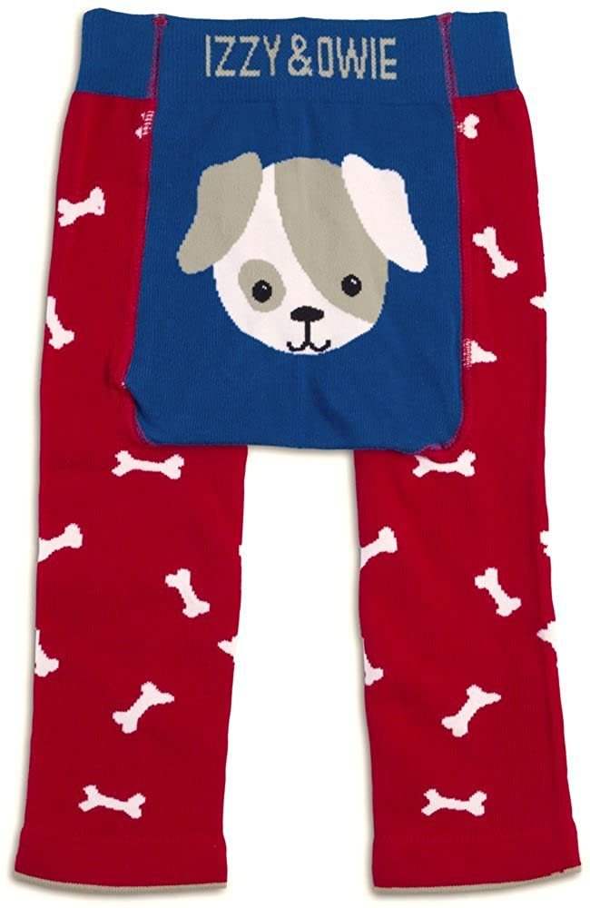 Izzy & Owie Baby Boy Leggings Dog, 6-12 Month Pavilion Gift Company 79224