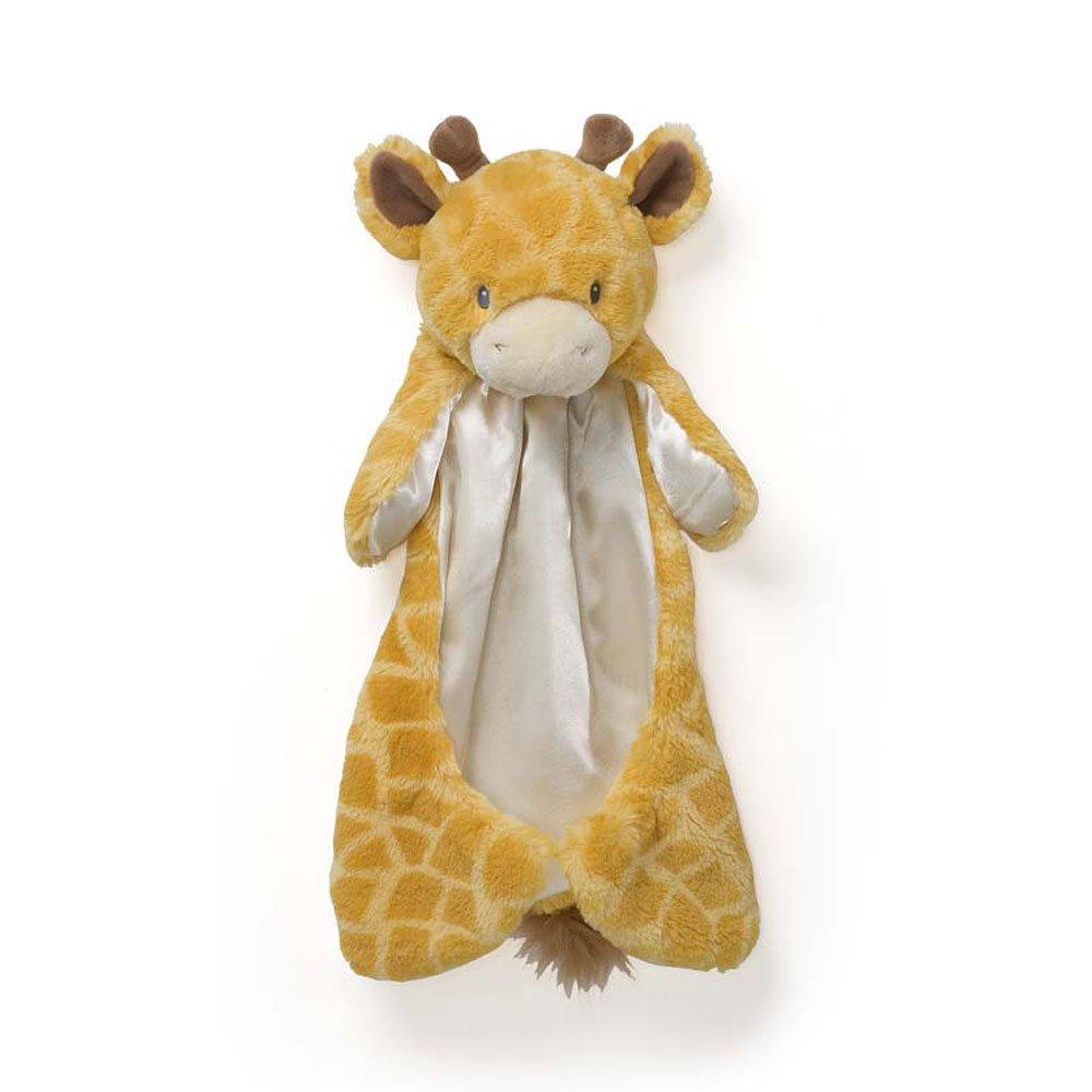 Baby GUND Tucker Giraffe Huggybuddy Stuffed Animal Plush Blanket